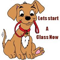 start a class
